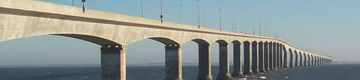 Confederation Bridge Official Site